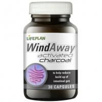 Charcoal (Activated) WindAway 30 capsules