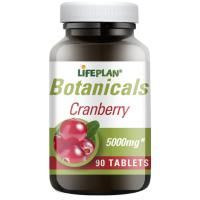 Lifeplan Cranberry 90 tablets equivalent to 5000mg