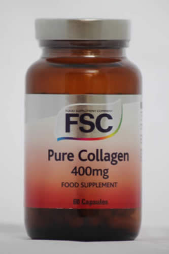 Top Seller - Collagen 400mg 60 Capsules