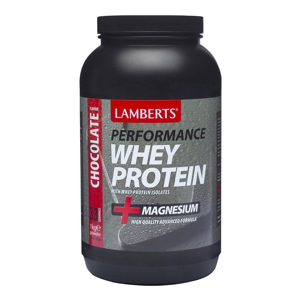 Whey Protein - Lamberts Performance 1000g 33 servings special offer Rsp £29.99 Save £5