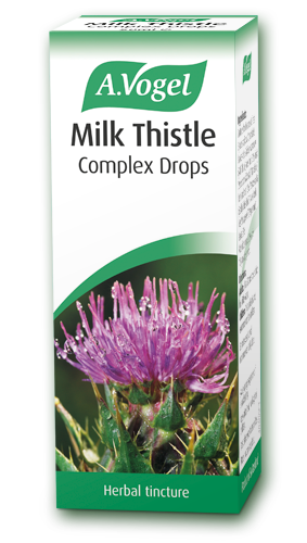 A Vogel Milk Thistle Complex 50ml tincture Normal rsp £10.50 special offer