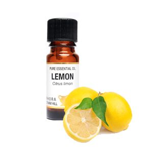 Lemon Essential Oil 10ml - Amphora Aromatics